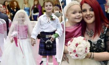مرگ-غم-انگیز-عروس-5-ساله-بعد-ازدواج--تصاویر-